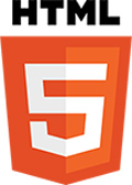 Programming in HTML 5 courses logo